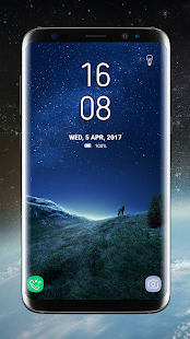 Lock Screen Galaxy S8 Plus Pro Android Apps Download