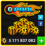 Coins For 8 Ball Pool Prank APK