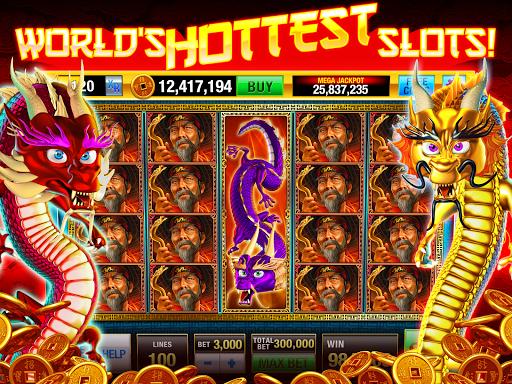 Slots - Golden Spin Casino - screenshot
