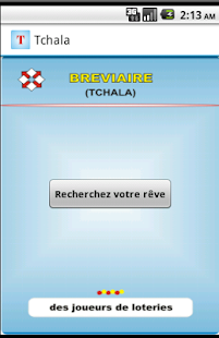 Tchala - screenshot