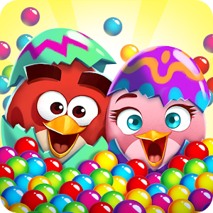 Angry Birds POP Bubble Shooter Released on Android - PC / Windows & MAC