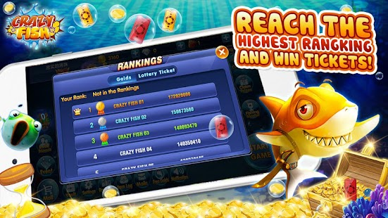 Game Crazy Fish APK for Kindle