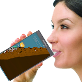 Chocolate Mobile Drink