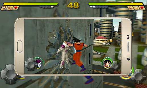 Game Super Goku, Warrior Battle APK for Windows Phone
