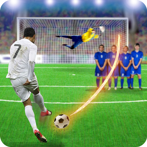 Shoot Goal ⚽️ Penalty and Free Kick Soccer Game (game)