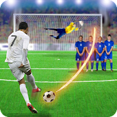 Shoot Goal ?? Penalty and Free Kick Soccer Game Icon