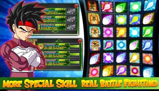 Game Super Saiyan Dragon Z Warriors apk for kindle fire