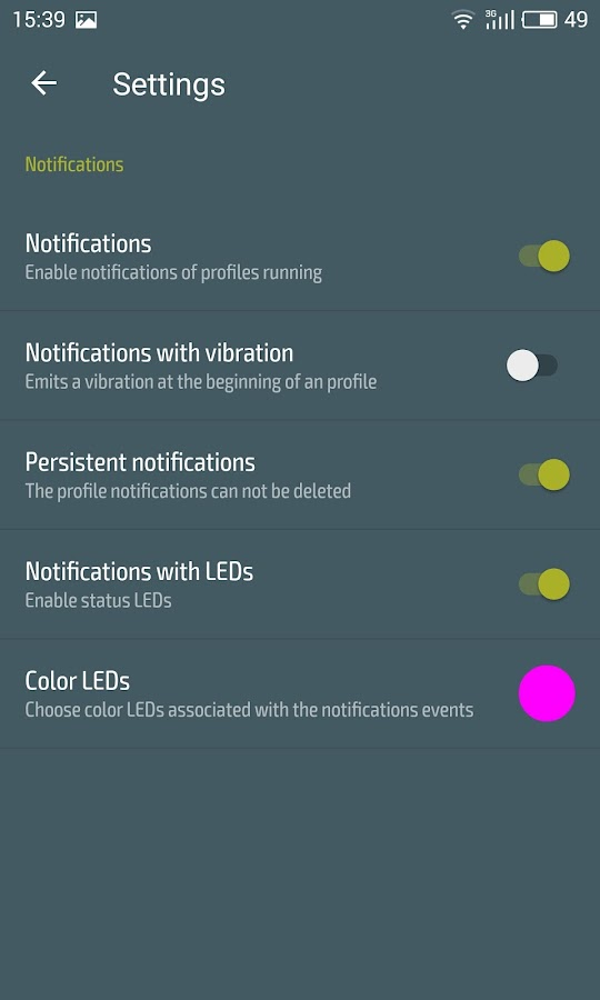 Do Not Disturb - Silent Mode Premium Screenshot 12