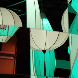 Mirrors by Beh Heng Long - Abstract Patterns ( mirrors )