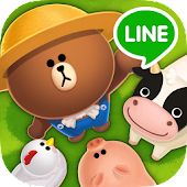 LINE ブラウンファーム APK for iPhone