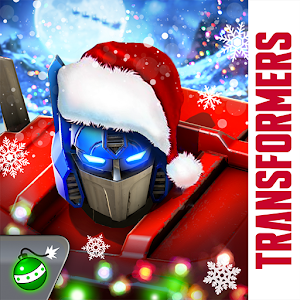 TRANSFORMERS Forged to Fight 4.1.1 Apk + Mod Auto Fight Android