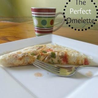 Green Vegetable Omelette Recipes