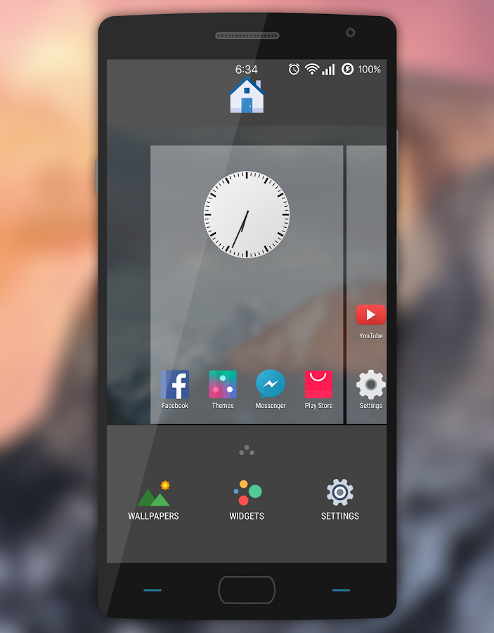 Lobit Dark - Cm12 / CM13 Theme Screenshot 7