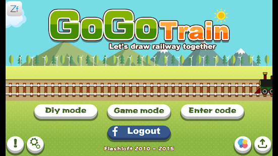 GoGo Train Pro (Unreleased) - screenshot