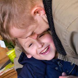 Brotherly Love by Helen Andrews - People Family ( #brothers #love #littlesods #family #familyiseverthing )