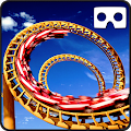 Game VR Roller Coaster Simulator : Crazy Amusement Park apk for kindle fire