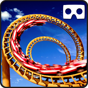 VR Rollercoaster Simulator for Android