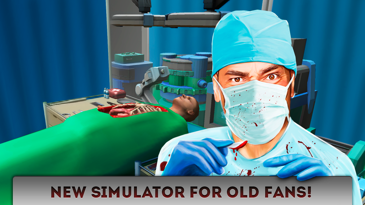Surgery Simulator 2 Full Screenshot