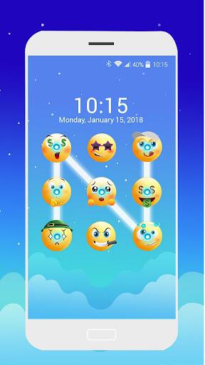 Emoji lock screen pattern For PC