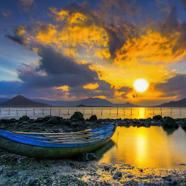 by Luna Almira  Ali - Landscapes Sunsets & Sunrises
