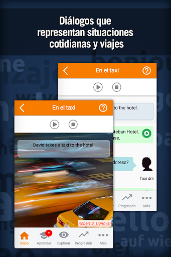 Aprender inglés gratis : vocabulario para hablar screenshot 3