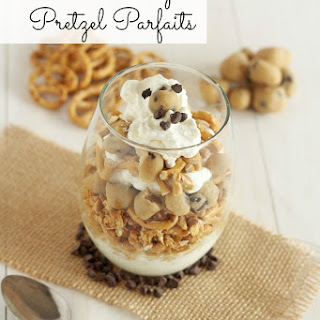 Cookie Dough Parfaits