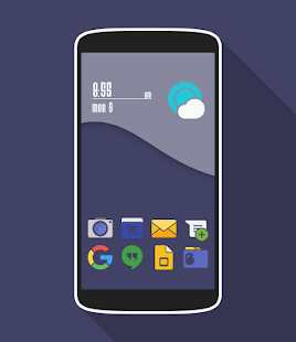ANTIMATTER - ICON PACK- screenshot thumbnail