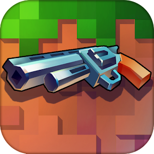 Guns of Pixel 3D Pocket Edition Online PC (Windows / MAC)