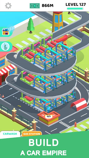 Idle Car Tycoon For PC