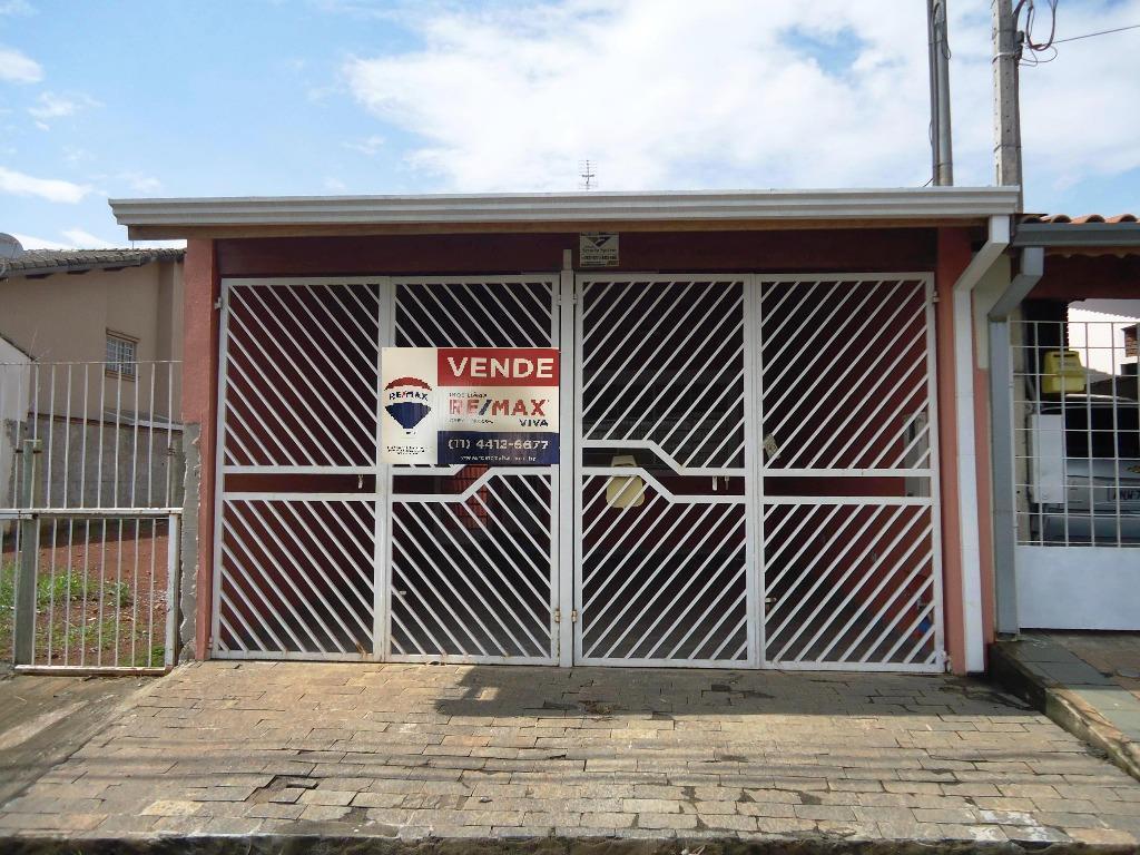 Casa Em Atibaia, com 3 dormitórios à venda, 116 m² por R$ 300.000 - Jardim Alvinópolis - Atibaia/SP