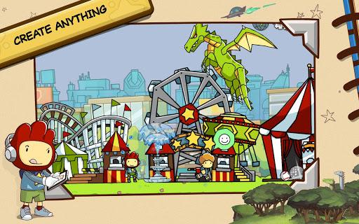 Scribblenauts Unlimited - screenshot