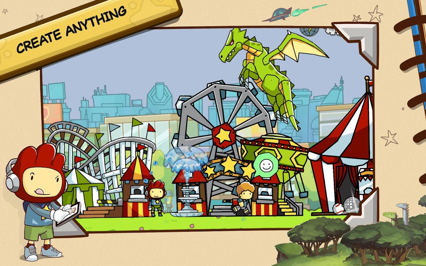 Scribblenauts Unlimited Screenshot 14