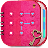App Secret Diary with lock APK for Kindle