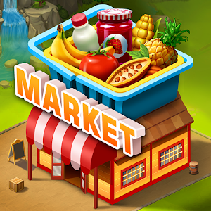 Supermarket City : Farming game For PC (Windows And Mac)