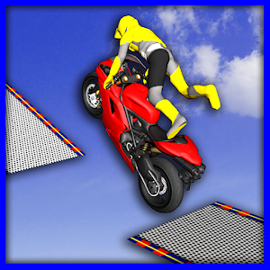 Download Extreme Motorbike Crazy Stunts For PC Windows and Mac