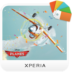 XPERIA™ Planes Winner Theme