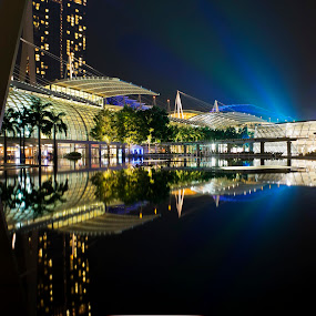 Reflections by the Sand by Jerome Tan - Buildings & Architecture Other Exteriors