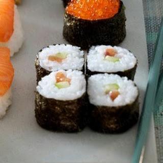 Maki Sushi Recipes
