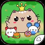 Princess Cat Nom Nom Evolution Icon