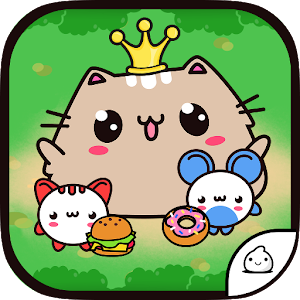 Free Download Princess Cat Nom Nom APK for Samsung