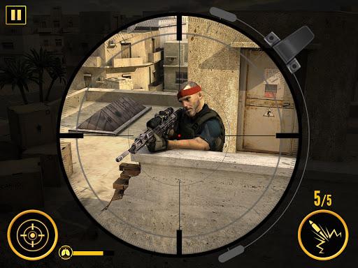 War Duty Sniper 3D - screenshot