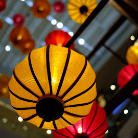 Lantern for Mid Autumn Festival  by Beh Heng Long - Artistic Objects Furniture ( lantern )