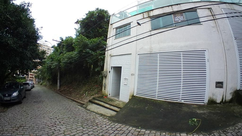 Casa em Fátima  -  Niterói - RJ