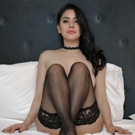 Stockings by Ocidem Graphix - Nudes & Boudoir Boudoir