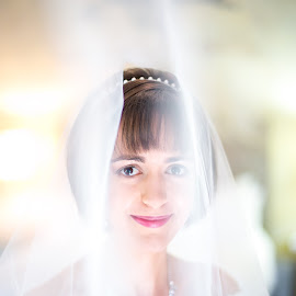 Veil by Lodewyk W Goosen (LWG Photo) - Wedding Bride ( love, wedding photography, wedding photographers, wedding day, weddings, wedding, brides, lovely, wedding photographer, veil, bride )