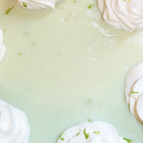 Stabilized Whipped Cream Icing