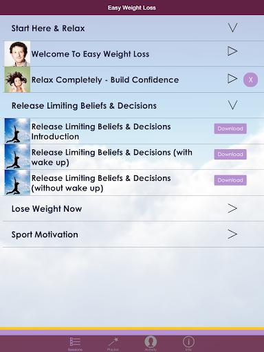 Easy Weight Loss - screenshot
