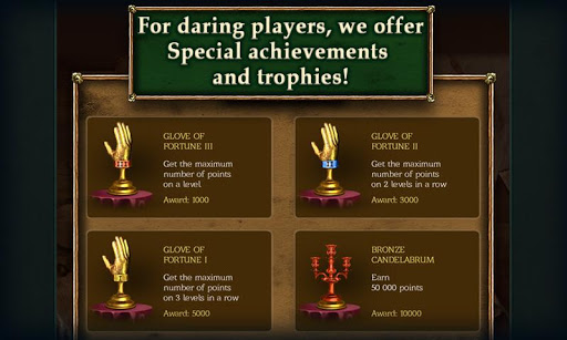 True Detective Solitaire - screenshot