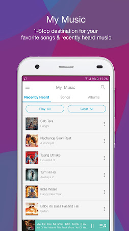JioMusic - HD Music & Radio 1.7.8 screenshot 614985