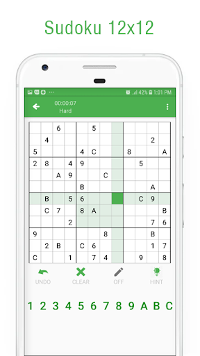 Sudoku 2019 - 9x9 12x12 puzzles screenshot 2